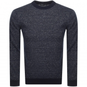 BOSS HUGO BOSS Franio Knit Jumper Navy